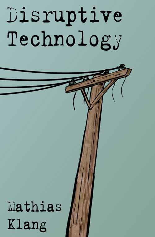 """Disruptive Technology"" Cover"