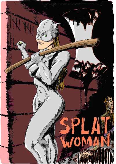 Splatwoman
