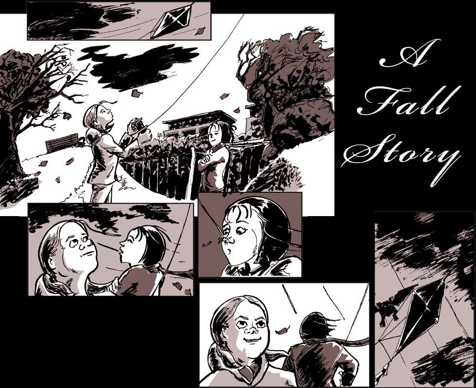 A Fall Story