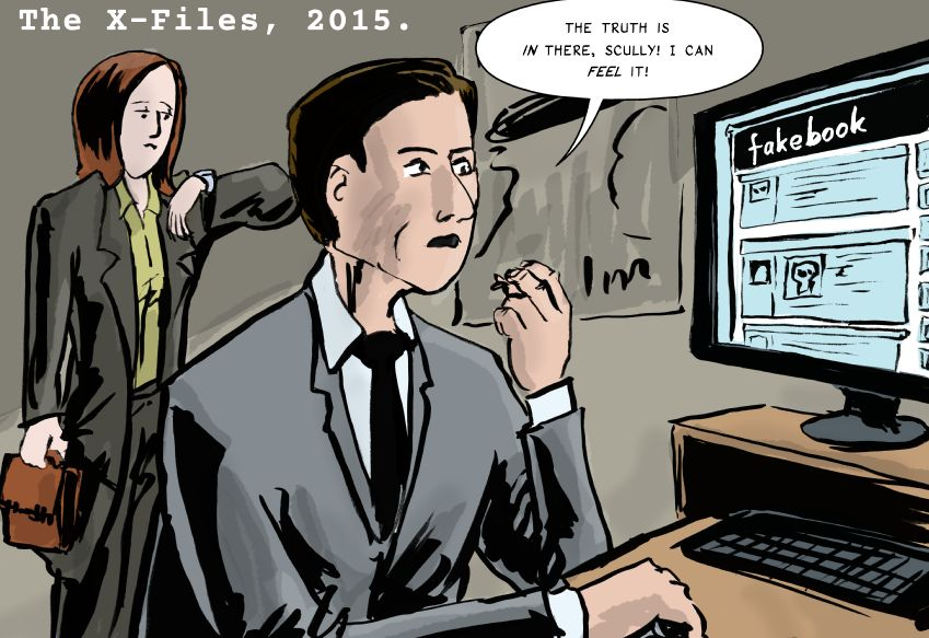 The X-Files 2015