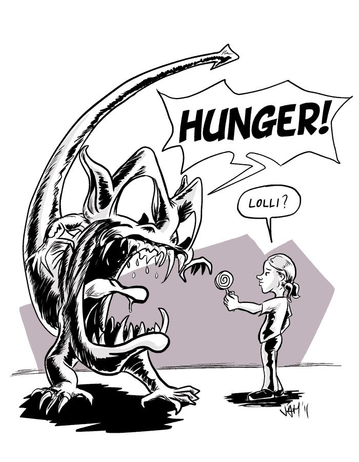 Hunger!